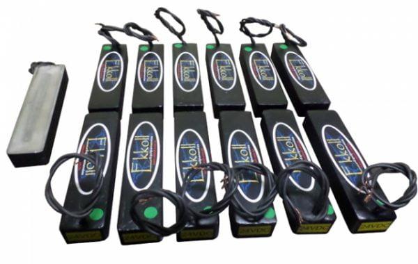 Eletroímãs Pequenos para trava eletromagnética