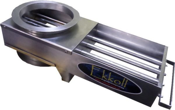 Grade Magnética Semi Automática simples fileira de tubos Ekkoll