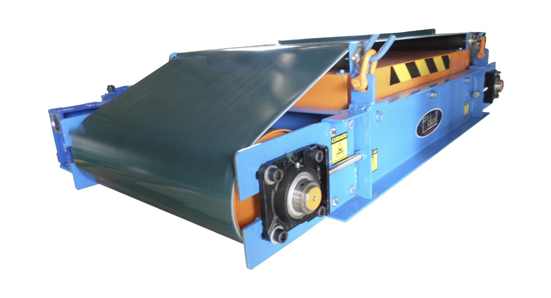 Placa Magnética Separadora Suspensa com limpeza automática Ekkoll Nossa Empresa