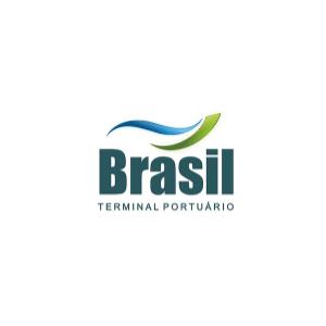 Logo Brasil Terminal Portuário cliente nossa empresa