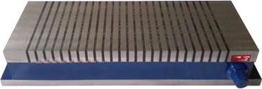 Placa de Fixação ou mesa de fixação retangular eletromagnética Ekkoll Nossa Empresa