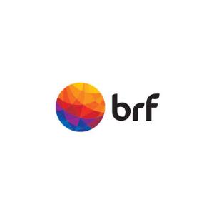 Logo BRF cliente nossa empresa