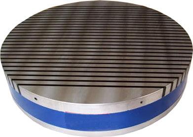 Placa de Fixação ou mesa de fixação redonda para torno Ekkoll