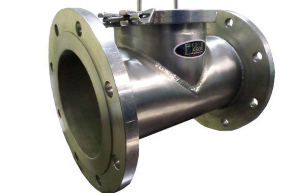 Filtro Magnético ou armadilha magnética de Passagem de passagem de 8x8 polegadas Ekkoll Equipamentos Magnéticos Nossa Empresa