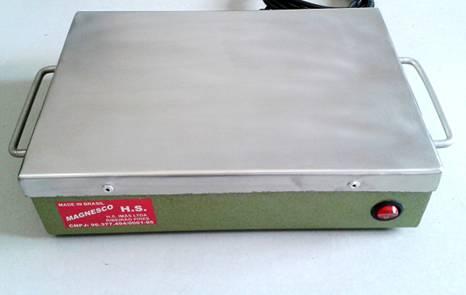 Desmagnetizador Tipo Mesa Ekkoll
